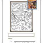 Arts visuels et TICE : Rallye internet sur les peintures célèbres