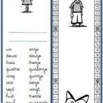 Des marque-pages pour le fichier de Maths CE1
