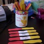 Une astuce d'organisation par jour : attribuer un numéro par élève