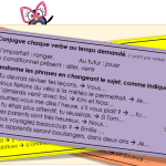 Ceintures de conjugaison version 2018 (avec version DYS)