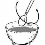 Recettes illustrées : le gâteau au yaourt ou sablés, en images