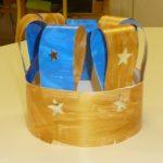 Galettes et couronnes en maternelle