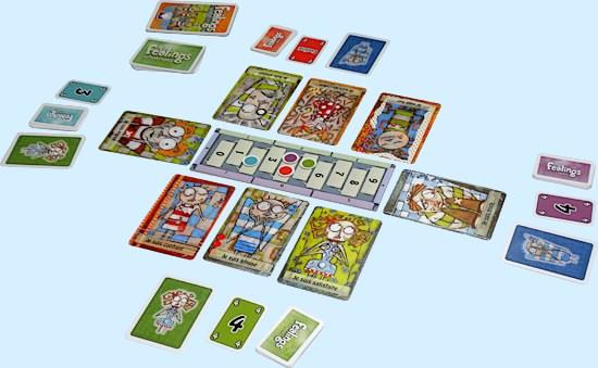 Le jeu Feelings : que d'émotions !