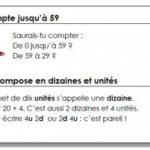 Traces écrites : Pour comprendre les Maths CE1