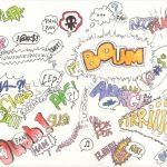 Art Visuel : la BD et les onomatopées