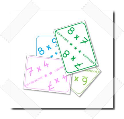 Maths page 2 charivari l 39 cole - Apprendre les tables de multiplication en ligne ...