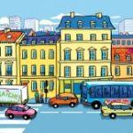 Séquence sur les villes – Géographie CE2