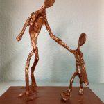 A la manière de Giacometti