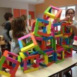 Oeuvre collective en 3D, pour les nuls
