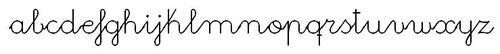 Une nouvelle norme pour l'écriture cursive à l'école ?