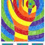 Trouvaille #25 : couleurs chaudes et froides