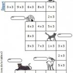 S'entrainer aux tables de multiplications