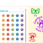 Youhou ! Des tampons et stickers Charivari !