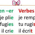 Comment j'ai tué le 2e groupe des verbes